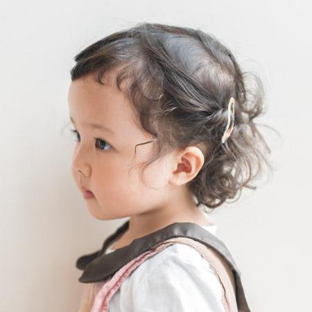 2歳の女の子 男の子におすすめの髪型 簡単アレンジ おうちテクを美容