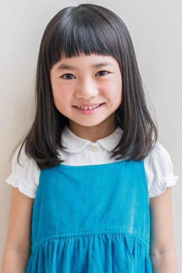 子供の前髪はおうちでカットしよう!女の子のかわいさを引き立てるラウンドバング実践テク