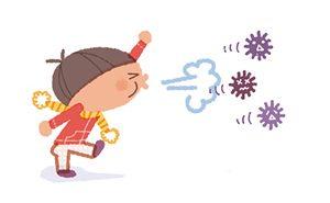ウイルスと細菌の違いは?RS、ノロ、ロタなど冬に気をつけたい感染症を解説