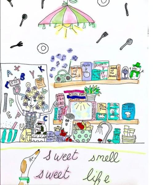 トリリンガルな12歳 天才アーティストlaraちゃんを生んだ究極の ほったらかし 育児とは Hugkum 小学館公式