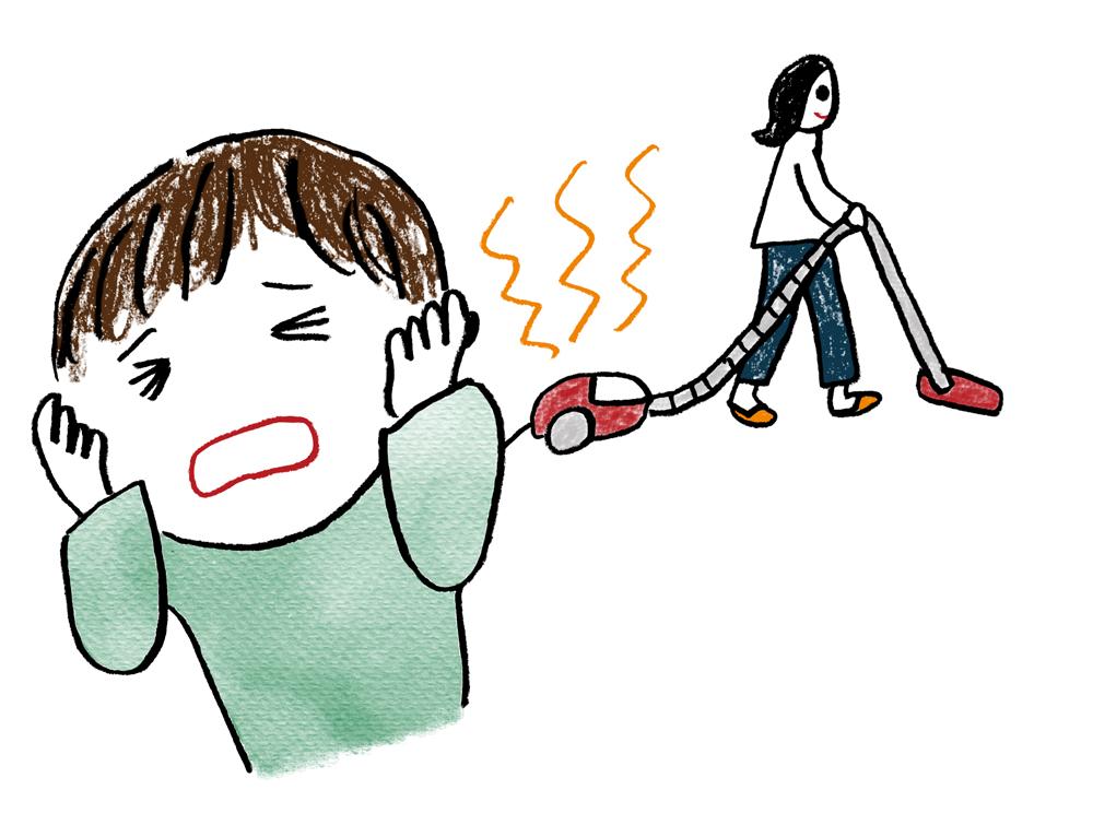 【子供の発達障害】「感覚過敏」ってどんな症状?何に気を ...