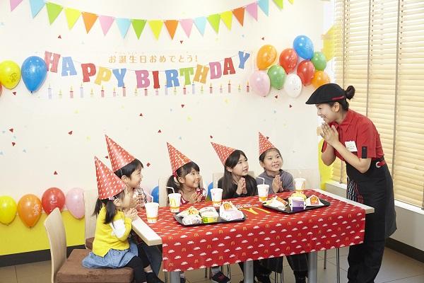 子供が喜ぶ誕生日に!オリジナルケーキやパーティーが可能な ...