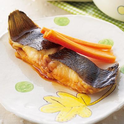 献立 煮 魚