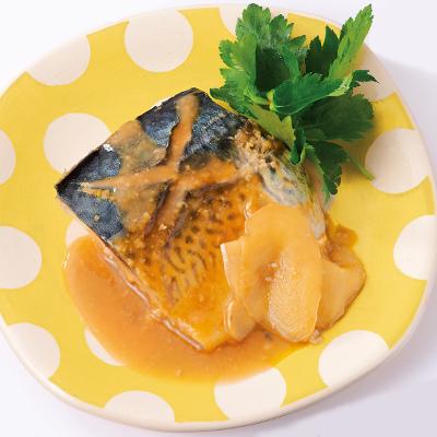サバ の 味噌 煮 献立