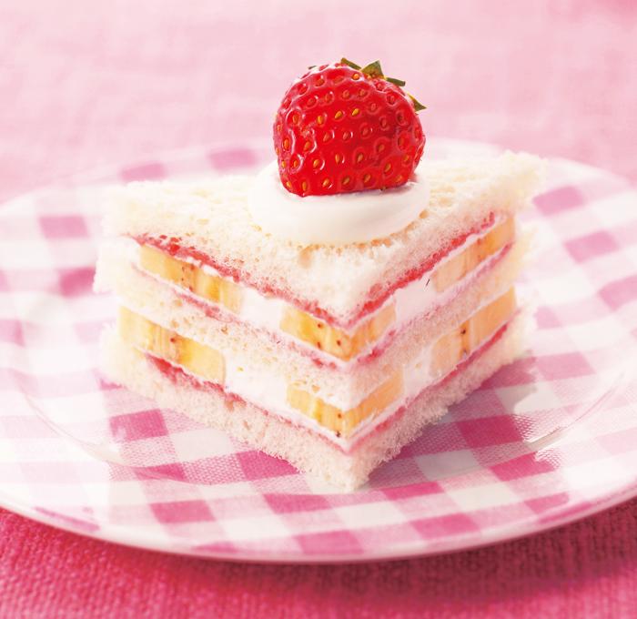 簡単 ショート ケーキ