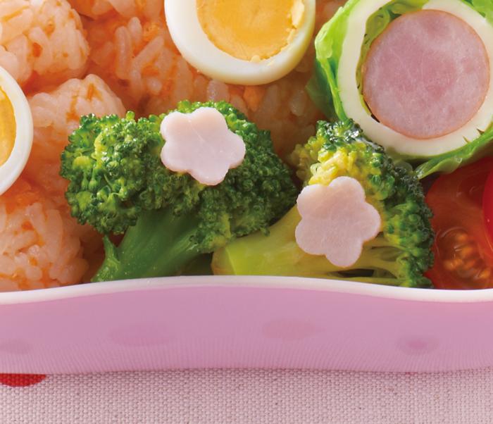 冷凍 ブロッコリー お 弁当