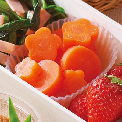グラッセ にんじん お弁当で人気のにんじんグラッセのレシピ3選!人気の型抜きグラッセなどを厳選