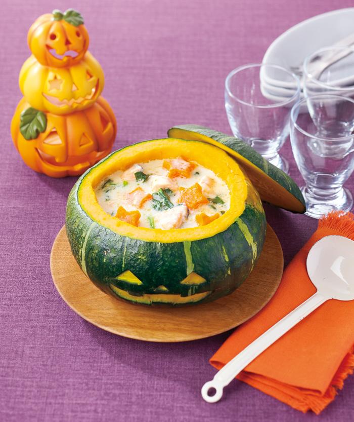 ハロウィンのかぼちゃレシピ10選|子どもが喜ぶ「かぼちゃ」の