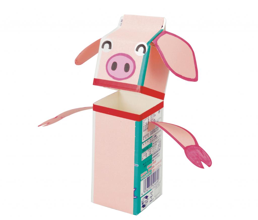 おもちゃ 牛乳パック 手作り 手作りおもちゃを牛乳パックで!もぐらたたき遊びの作り方
