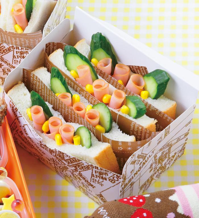 運動会お弁当レシピ46選|作り置きレシピから紙コップやカップ