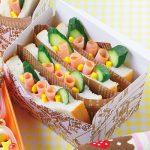 食パンのお弁当レシピ8選!定番の6枚切りのサンドや子どもが喜ぶ可愛いお弁当レシピ集