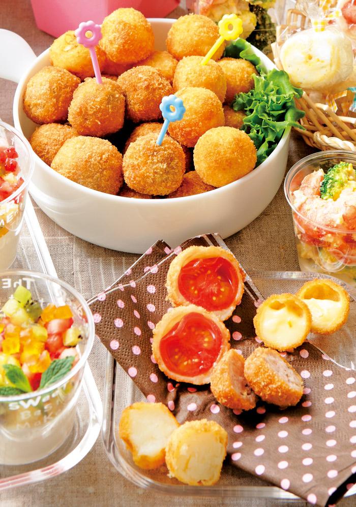 ピクニックのお弁当人気レシピ36選|インスタ映えするおかずや