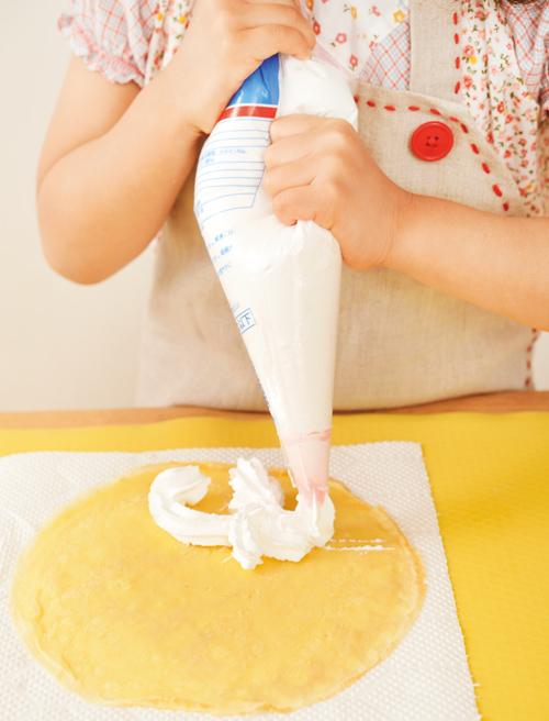 レシピ ホイップ クリーム