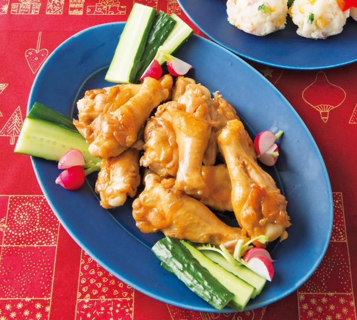 手羽元レシピ3選|手羽元を使った煮込み料理など、簡単にできて