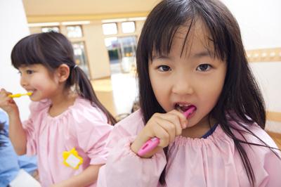 歯ブラシの選び方|子どもの虫歯の原因と歯磨き