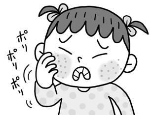 肌がかゆい!子どものかゆみ原因や症状、対処法