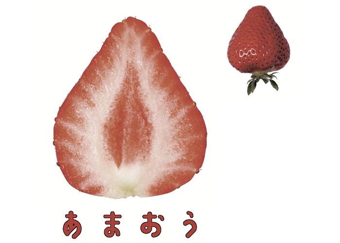 みんな大好きな苺「あまおう」名前の由来 不思議な雑学・オモシロ豆知識