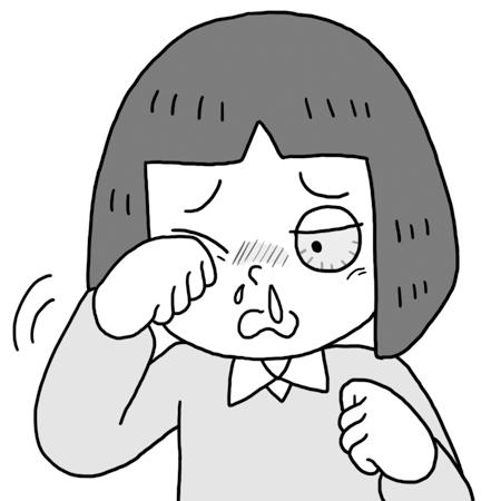 目がかゆい!子どものかゆみ原因や症状、対処法
