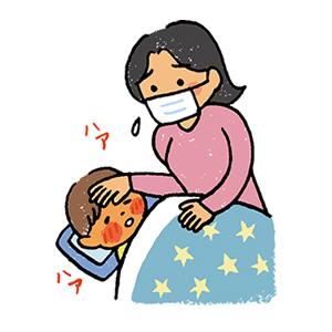水分補給をしよう子どものインフルエンザ予防と対策
