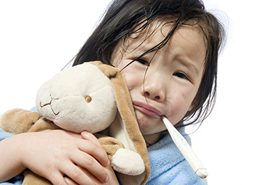 子どものインフルエンザ対策をおさらい