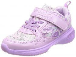 [シュンソク] 運動靴 通学履き 瞬足 軽量 シンデレラ フィット 15~24.5cm D キッズ 女の子 LEJ 5760