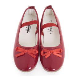 [イン モード] キッズ フォーマル 靴 軽量 滑り止め加工 靴ずれ防止 ネックレス ブレス の3点セット A-238