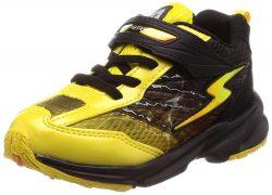 [スーパースター] 運動靴 通学履き 靴 軽量 マジック 幅広 キッズ SS J886