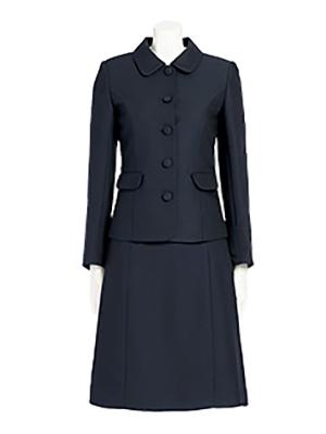 nina's(ニナーズ)の「お母様の為の濃紺お受験スーツ」で販売されている『名門私立合格お受験スーツ』