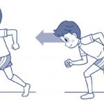 かけっこ(短距離走)が速くなる走り方をプロがイラスト・マンガで徹底解説!運動会に向けて特訓だ!
