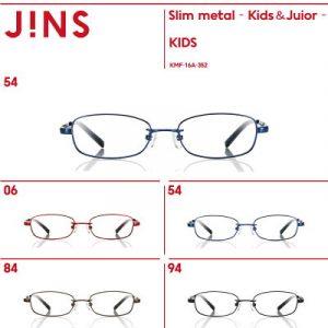 【Slim metal ‐ Kids&Juior ‐】スリムメタル キッズ&ジュニア M -JINS(ジンズ)