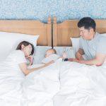 欲しかった!【赤ちゃん添い寝マットレス】大人のベッドで安全に一緒に寝られるマットの魅力を徹底分析!