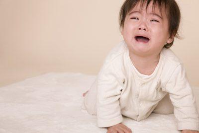 赤ちゃんアトピー1