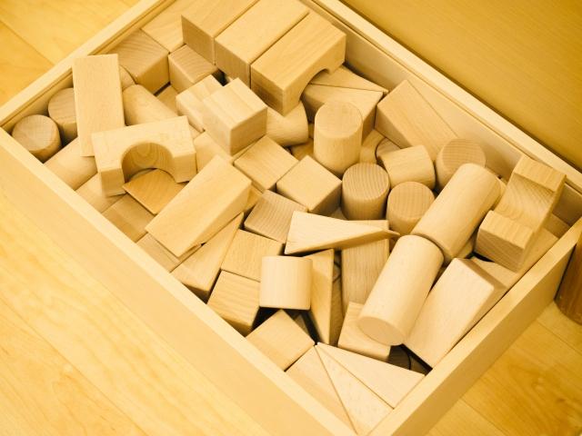 ボーネルンド積み木のイメージ画像