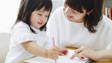 幼児_お絵描き1