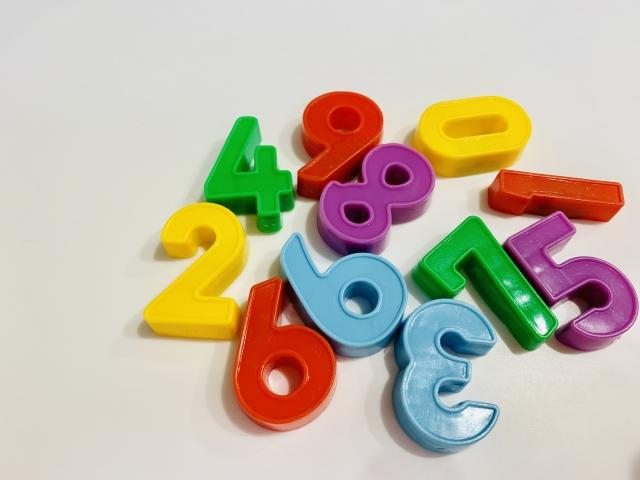 数字 おもちゃ