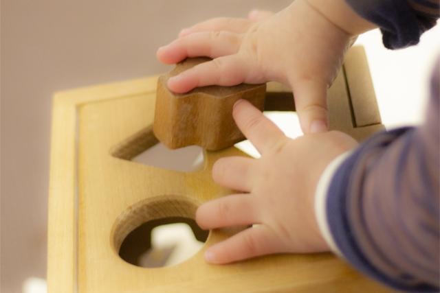 知育おもちゃのイメージ画像