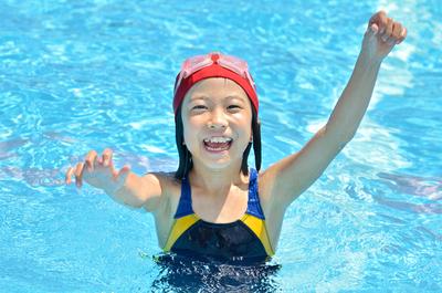 小学校のプール開き・プール納めはいつ?
