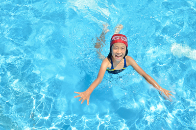 夏休みの小学校のプール開放で気を付けたいこと