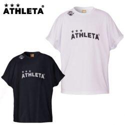 ATHLETA サッカーウェア ジュニア プラクティスTシャツ