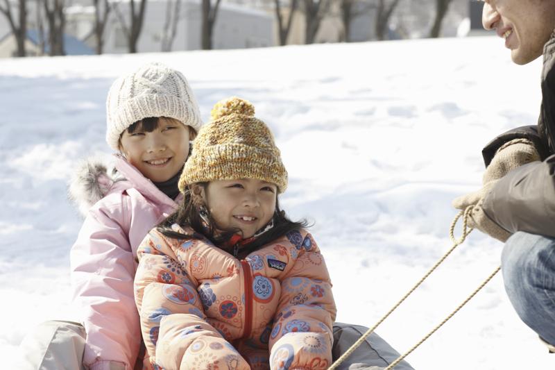 小学校の冬休み