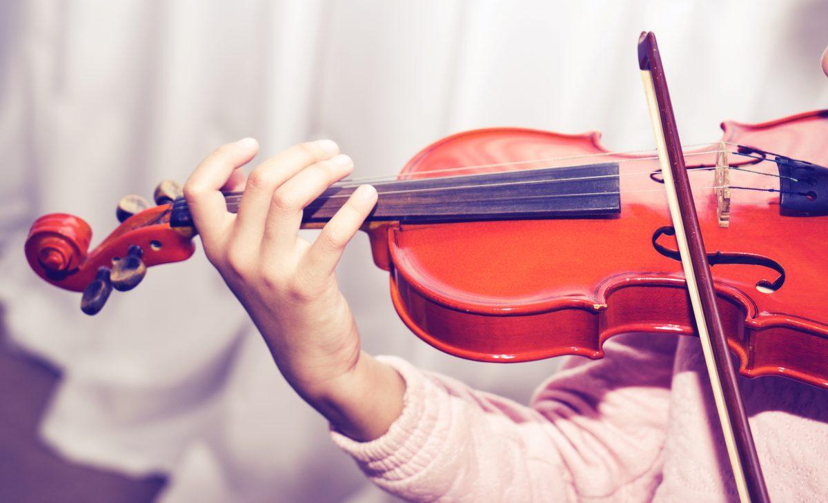 子供の習い事、バイオリン