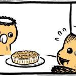 「こぐまのケーキ屋さん」きういのたると