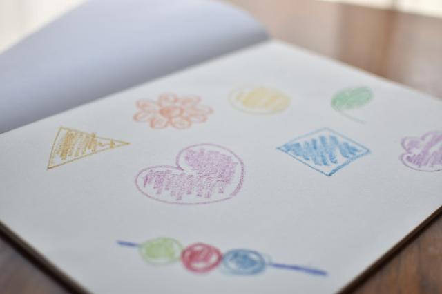 子どもでも簡単に書けるキャラクターは 簡単な書き方 丸や線などを