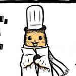 「こぐまのケーキ屋さん」せがたかくなりたいです