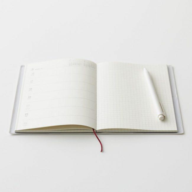 スケジュール 帳 無印