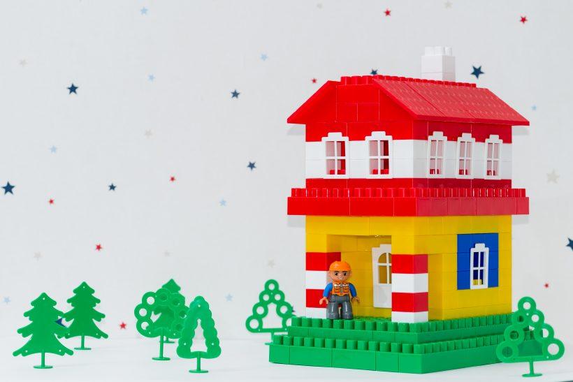 レゴブロックの作り方