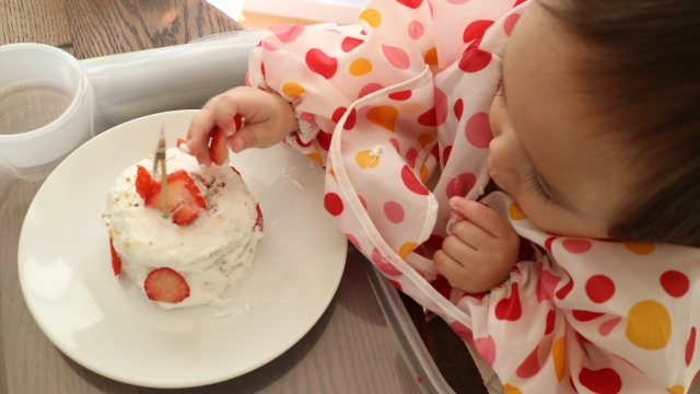 一 歳 誕生 日 プレゼント 女の子