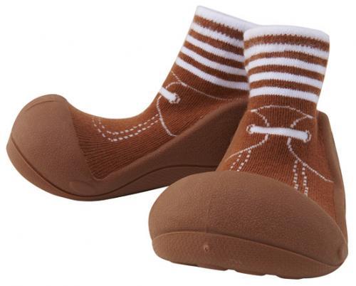 Baby feet フォーマル ブラウン