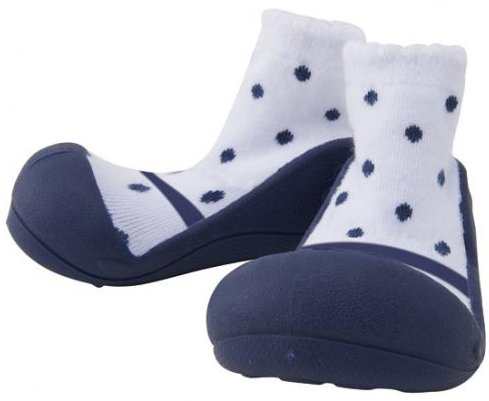 Baby feet フォーマル ネイビー
