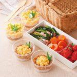 お弁当の可愛い詰め方アイディア6選|幼児でも食べやすくかわいい詰め方をご紹介!